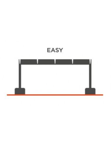 Pergola modulare Airoof Easy